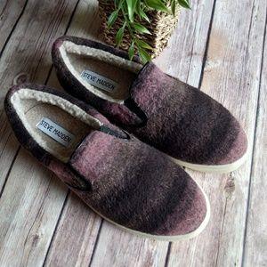 New Steve Madden slip-on sneakers